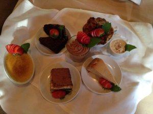 Black Bear Desserts