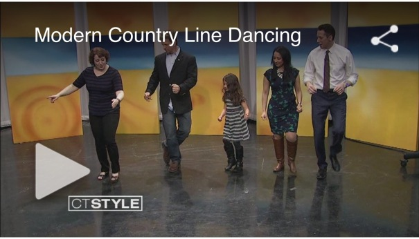 CT Style Line Dancing