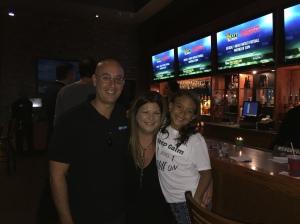 Steve Green, Angela, & Sadie Rae