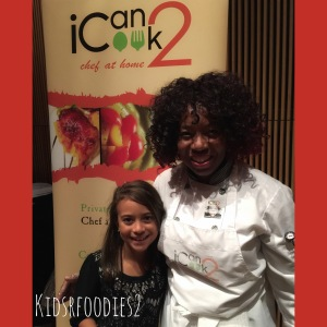 Icancook2 founder Natacha Supplice